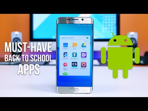 Must-Have Back to School Apps for Android