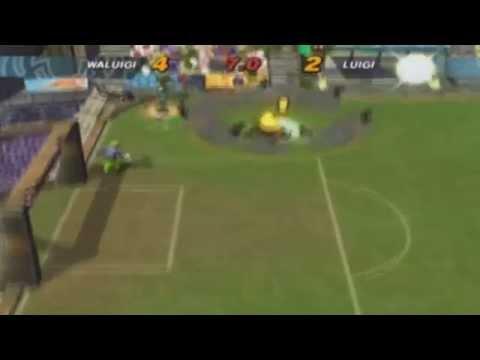Super Mario Strikers #5 -  Star Cup (Part 1)