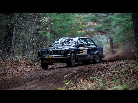 Budget BMW E30, Sideways, In the Woods [Episode 3] -- /BORN A CAR