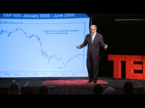 The real truth about the 2008 financial crisis | Brian S. Wesbury | TEDxCountyLineRoad