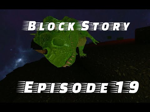 Block Story Ep: 19 The UnREXpected Encounter