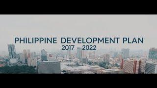 The Philippine Development Plan 2017-2022