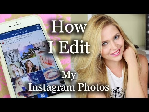 How To Make Your Instagram Look Good  | (Tips, VINTAGE theme ideas, apps,  filters)