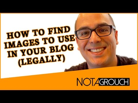 How to Find Images You Can Use in Your Blog Posts Legally