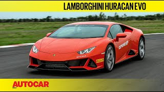 Lamborghini Huracan Evo   First India Drive Review   Autocar India