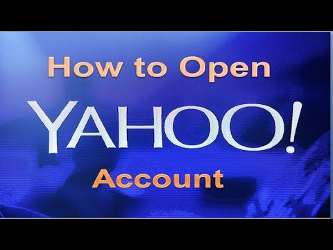 How to open Yahoo Mail Account bangla tutorial 2017
