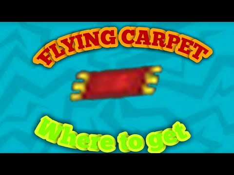 Where to get flying carpet terraria