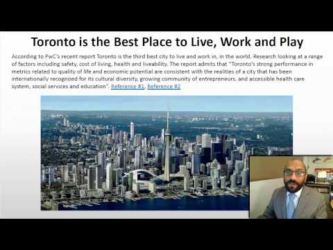 My Top 10 reasons for moving to Toronto Canada