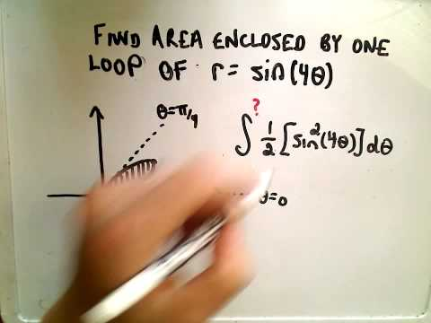 Finding Areas in Polar Coordinates