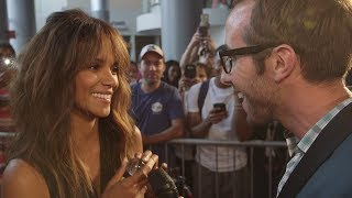 Halle Berry's FIRST Birthday Gift! - KIDNAP Red Carpet
