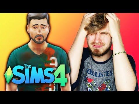 EX PLAST OP BED VAN KIND! (Sims 4)