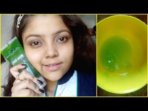 Aloe Vera Gel For Skin Whitening & Removimg Dark Spots, Acne Scars & Pimple Marks