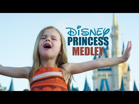 Xxx Mp4 DISNEY PRINCESS MEDLEY SINGING EVERY PRINCESS SONG AT WALT DISNEY WORLD 3gp Sex