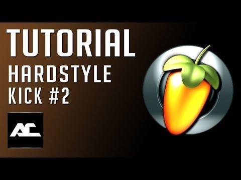 Hardstyle Kick Tutorial 2014 Fast Method (FL Studio) (Arey Creator's Tutorials)