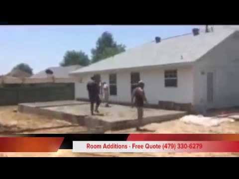 Room Addition Contractor Rogers | NW Arkansas