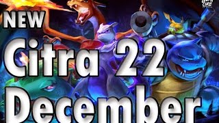 Chinese Citra 01-12 UPDATE!| Comparison: Dragon Quest- Moon