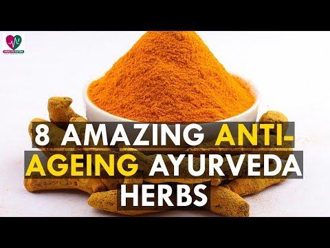 8 Amazing Anti-Ageing Ayurveda Herbs