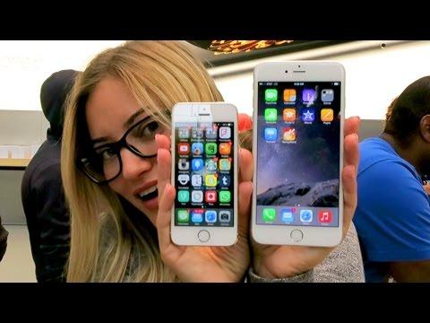 iPhone 6 Plus Unboxing!   iJustine