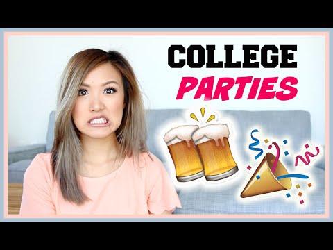COLLEGE PARTIES | MY EXPERIENCE | ilikeweylie