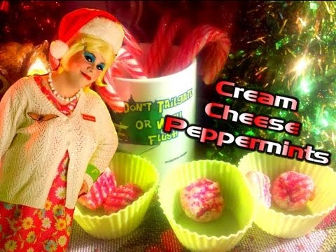 Cream Cheese Peppermint Candy : Day 18 Trailer Park Christmas