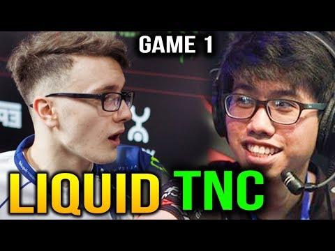 LIQUID vs TNC - Miracle Templar Assassin CHINA DOTA2 SUPER MAJOR Game 1