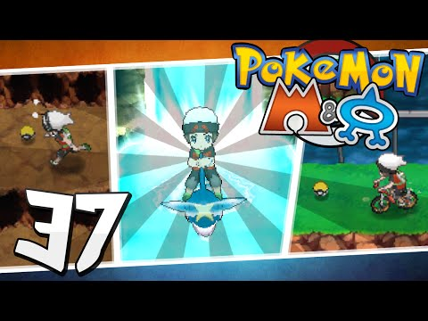 Pokémon Omega Ruby and Alpha Sapphire - Episode 37 | The Great TM Hunt II!