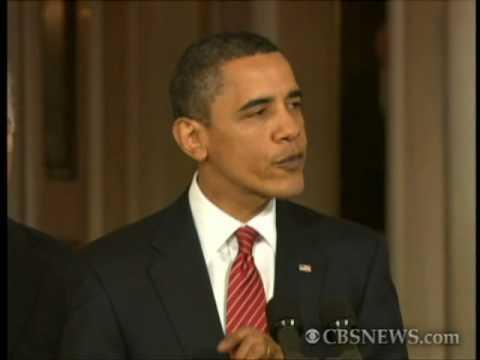 Obama on Health Bill Passage