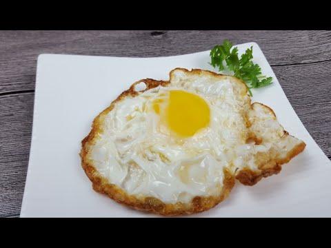 Crispy Edges Egg ( 脆皮蛋)