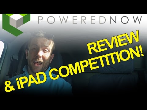 POWERED NOW APP - WIN iPAD - From The Van