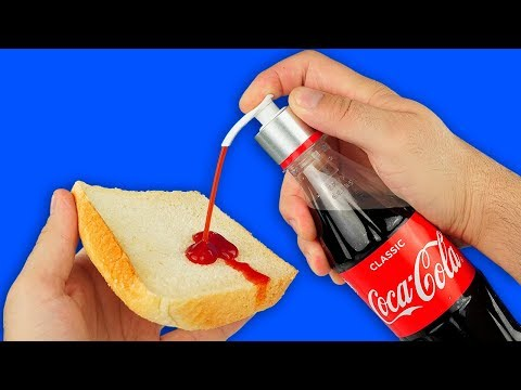 13 ONE-MINUTE LIFE HACKS AND CRAFTS!