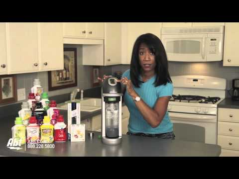 How to Make Soda with the SodaStream Starter Kit - 1018111016