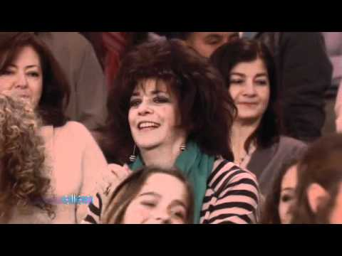 Ellen's Celebrity Audience Lookalikes!