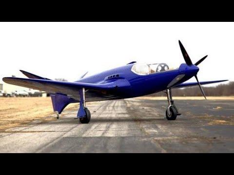 5 sexy prop planes #2