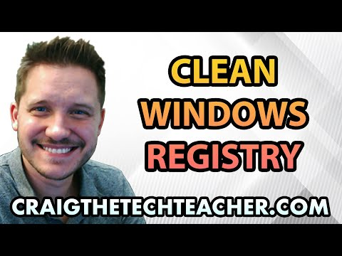 How To Clean Computer Registry on Vista