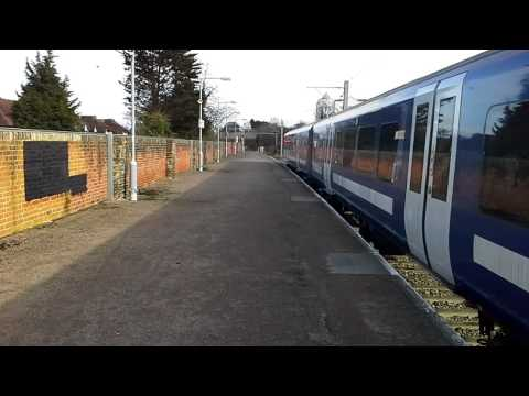 Trains at: Colchester Town, 23/02/15