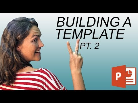 How To Create A PowerPoint Template: PNG vs. JPEG, PPT Placeholders And More