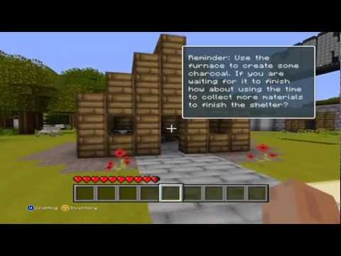 Minecraft Texture Pack on Xbox 360 Edition!