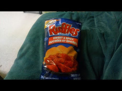 RUFFLES SWEET AND SPICY