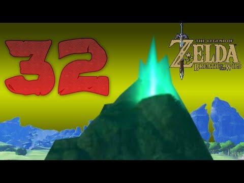 Zelda Breath of The Wild [32]: Iwata's Mountain