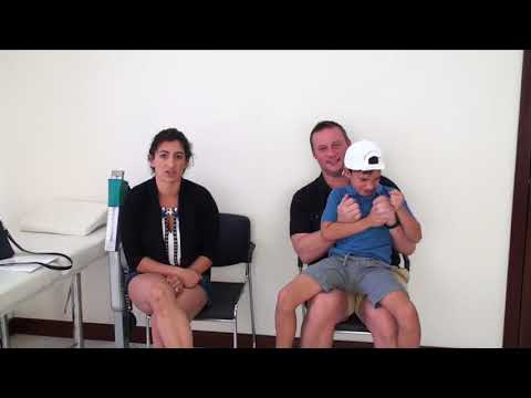 Stem Cell Therapy for Autism - Dimitri W's Story