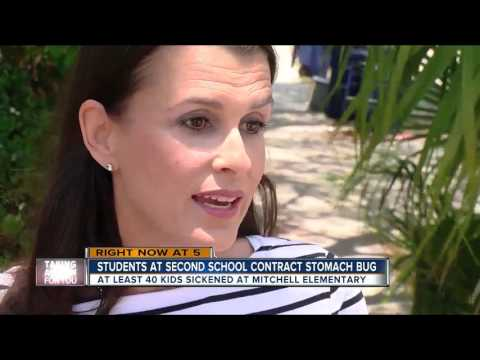 40+ students contract stomach illness at Bay area school