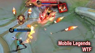 Mobile Legends WTF | Funny moments PRO Gussion vs Aldog