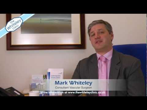 Latest research and treatments for Varicose Veins and Venous Leg Ulcers