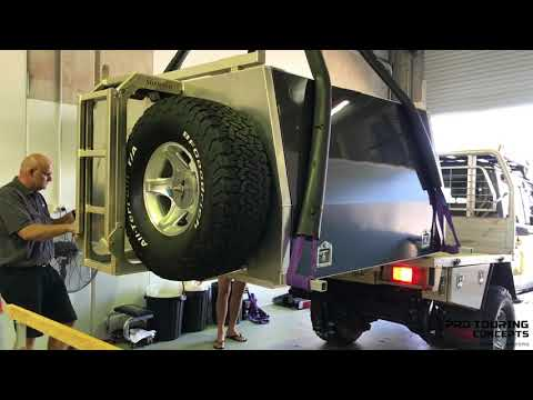 Pro Touring TV - 79 Series Build Transformation Part 1