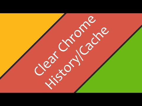 Clear Chrome History, Cache, and Cookies (iPhone, iPad, iPod Touch)