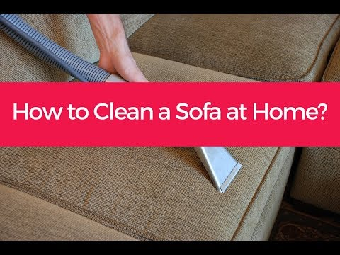 How to Clean Sofa at Home? 5 Easy Steps