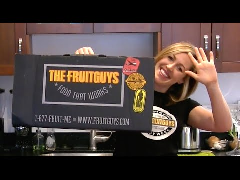 All About the Green D'Anjou Pear! Episode #11 Central - The FruitGuys