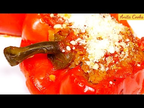 Stuffed Peppers on Stove Top Recipe