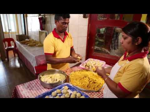Dholl Puri Dewa - Azordi dans nou l'huile Moris - Brought to you by RANI - MOROIL