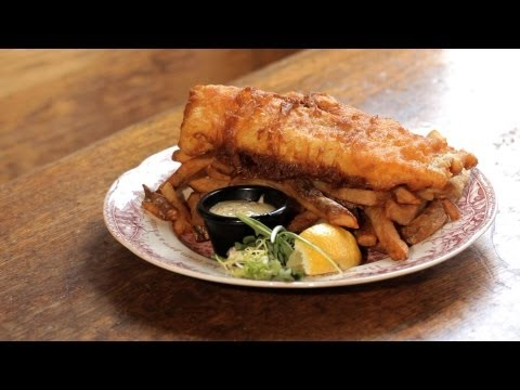How to Make Fish & Chips | Deep-Frying